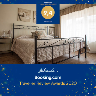 traveller review awards 2020 locanda asiago vista camera